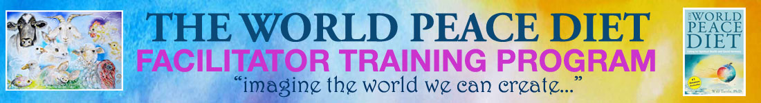 World Peace Diet Facilitator Training